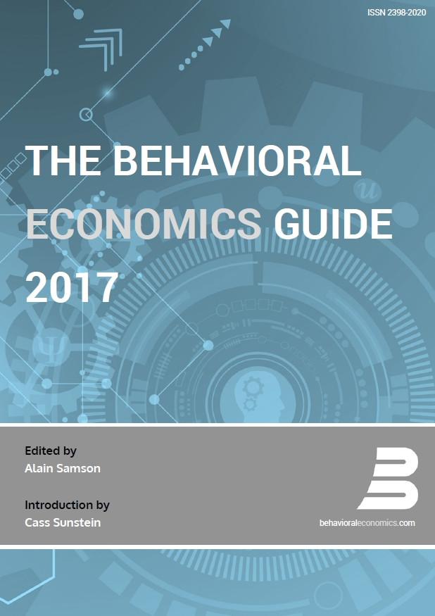 The Behavioral Economics Guide 2017
