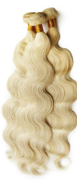 Hair Extensions Body Wave Color #613