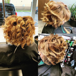 Natural Hair, Color & Style