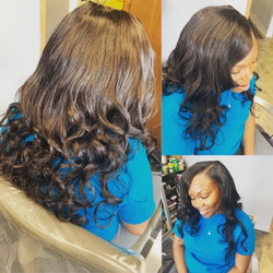 Sew In w/ Closure