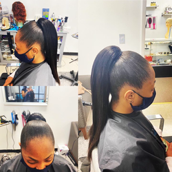 Pony Tail Extension