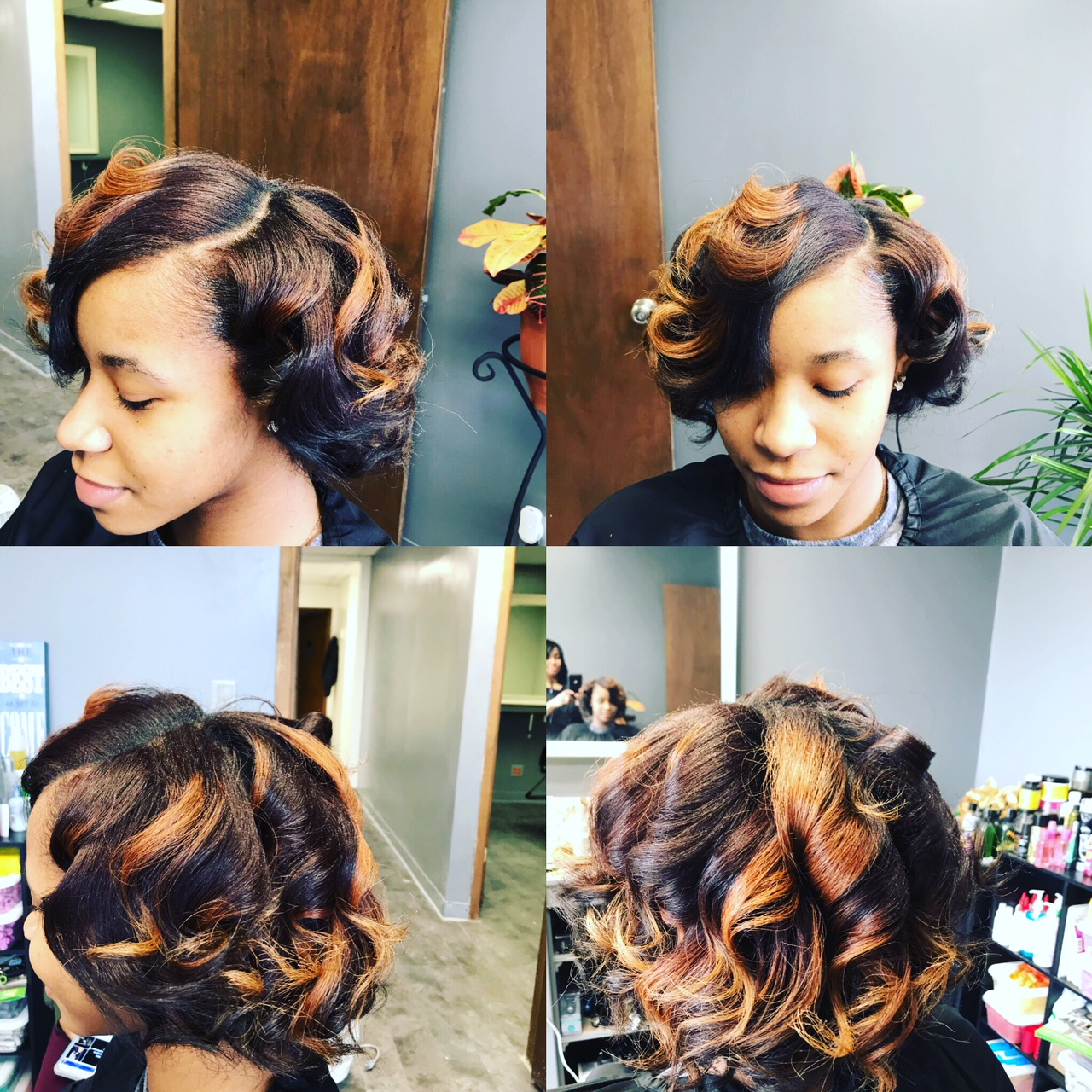 Natural Hair, Cut & Style