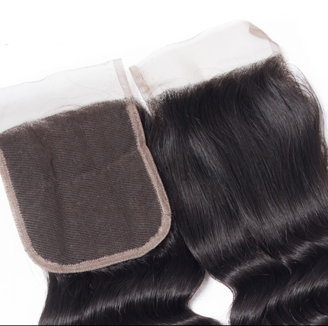 Hair Extensions 4X4 Closure
