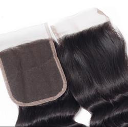 Hair Extensions 4X4 Closure