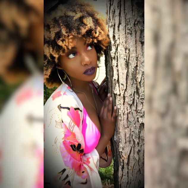 Imani/ Undercover Afro