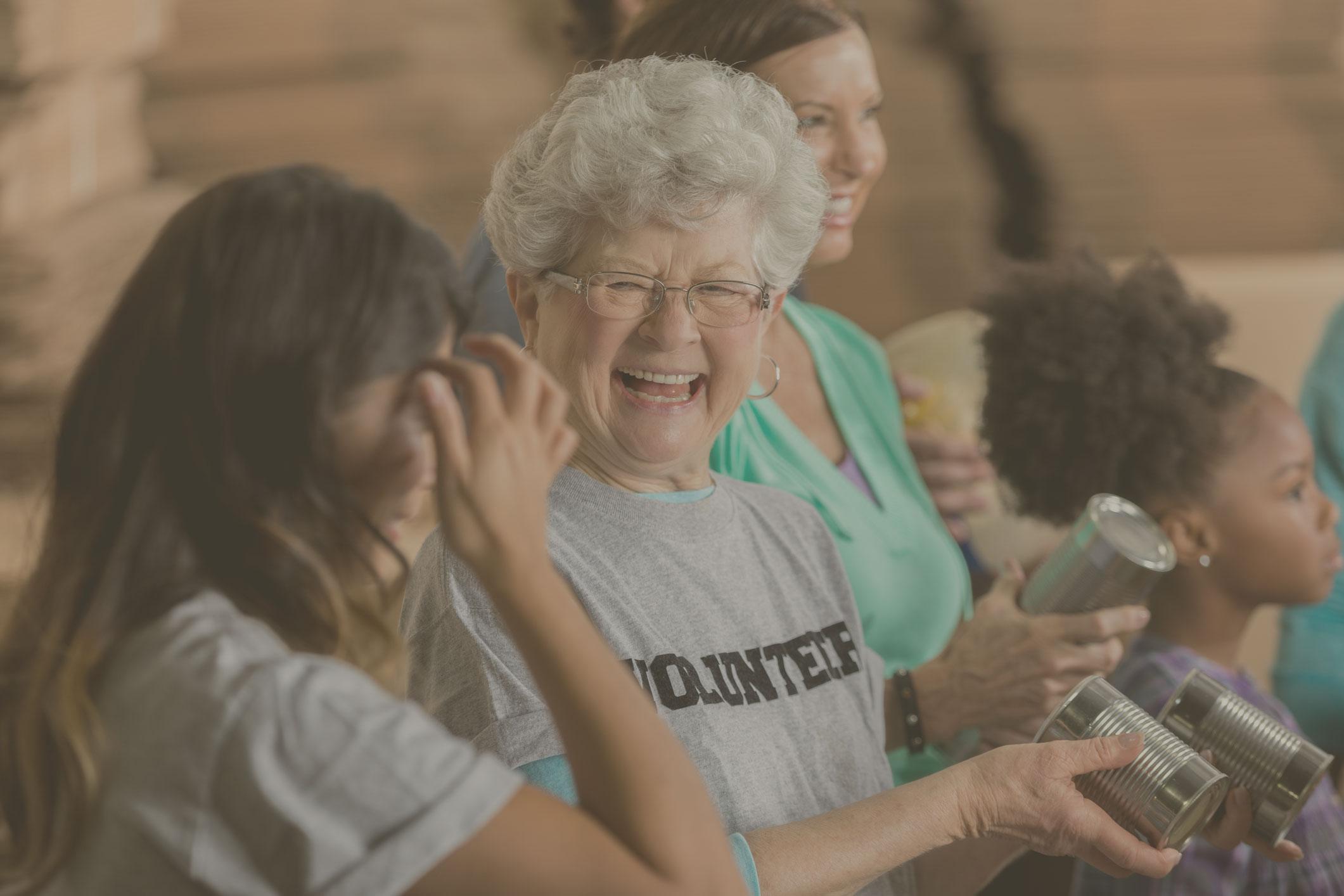 Hunger Foundation Volunteering