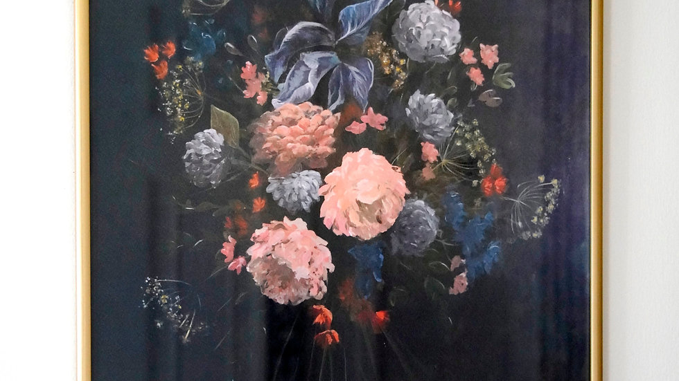 Lorraine Print