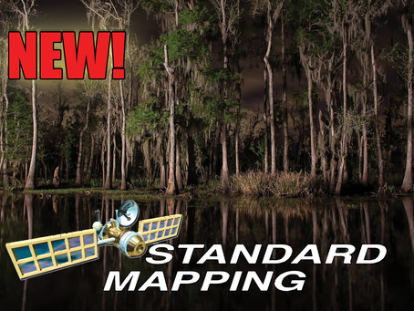 Welcome to Standard Map's New Site!