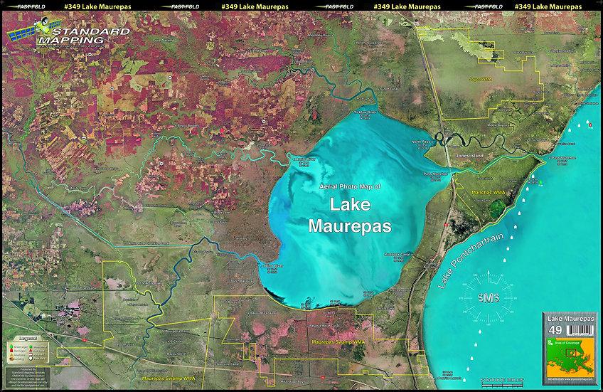 SM049 Lake Maurepas