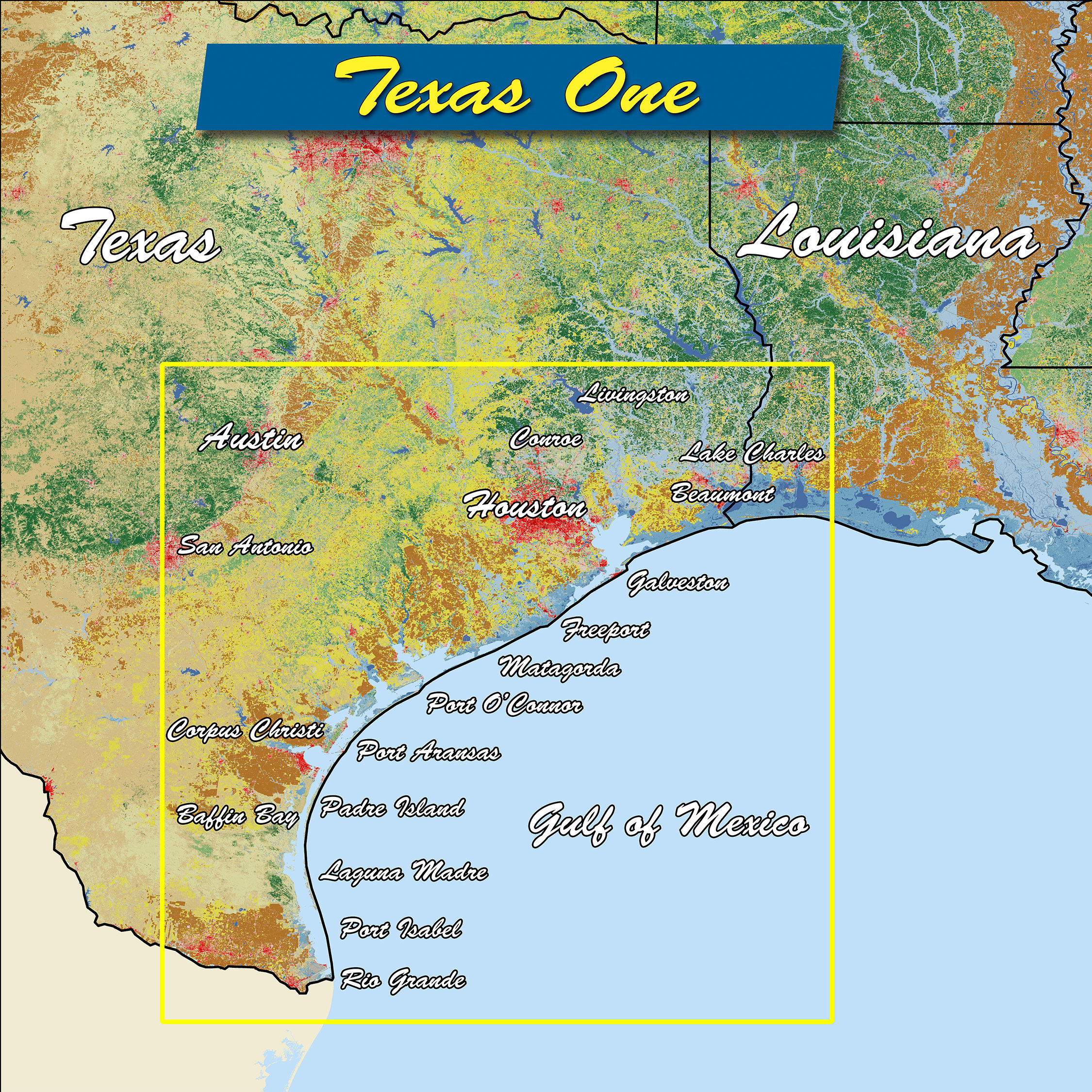 Texas One | Standard Mapping on