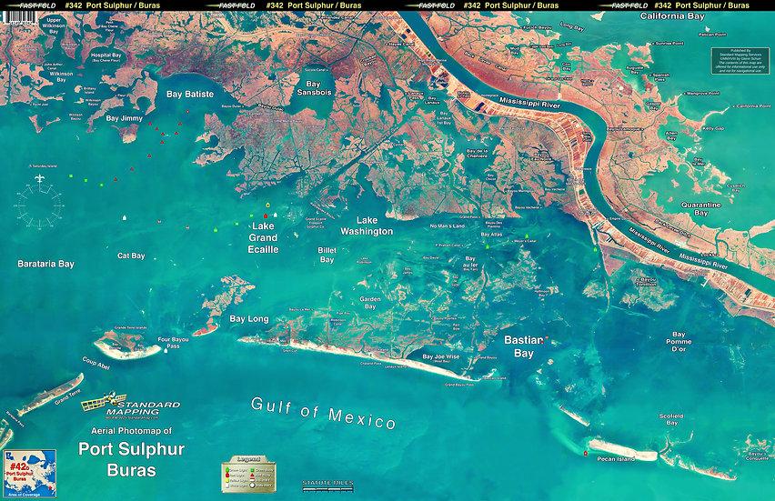 SM042 Port Sulphur/Buras