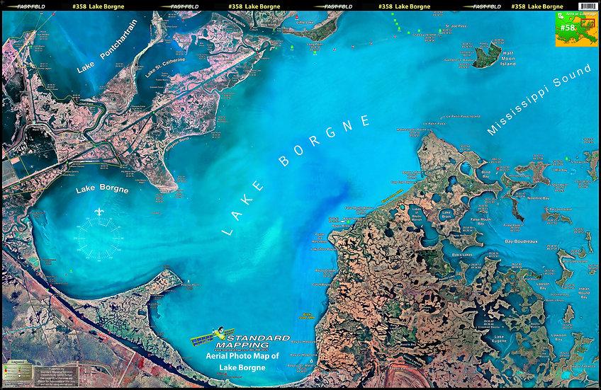 SM058 Lake Borgne