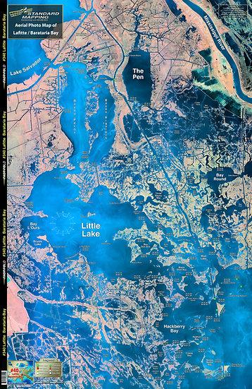 SM040 Lafitte/Barataria Bay