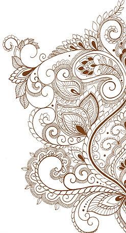 Nadia's tattoo design