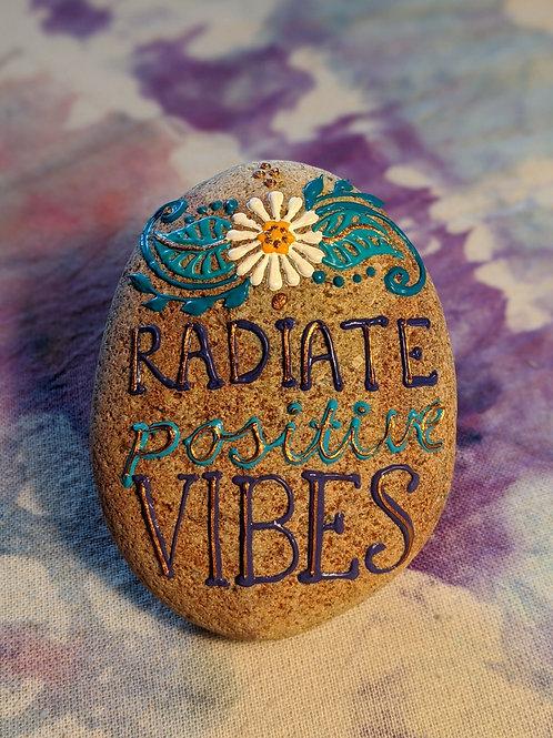 Radiate Positive Vibes  (Daisy)