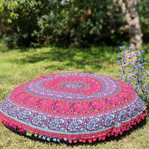 Mandala Floor Cushion - Large size