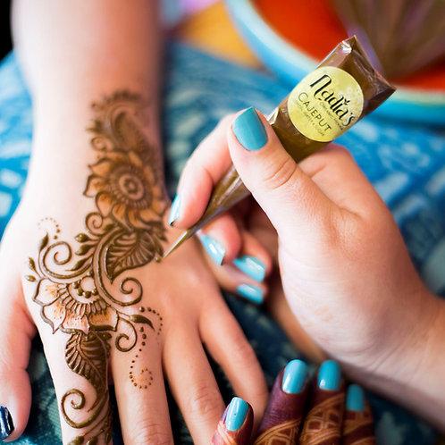 Henna Worksheets