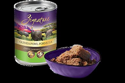 Zignature_Package-Food_Wet_Guinea_Fowl_0