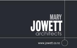 Mary Jowett Architects
