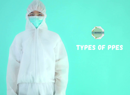 Types of PPEs