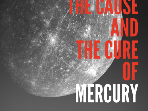 The Cause and The Cure of Mercury