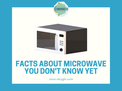 Facts About Microwave You Don't Know Yet