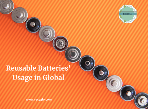 Reusable Batteries' Usage in Global