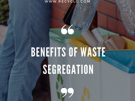 Benefits of Waste Segregation