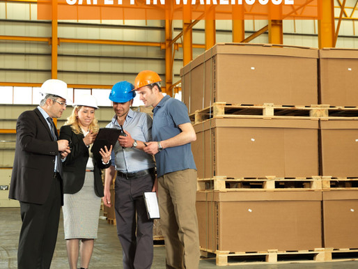 Safety In Warehouse