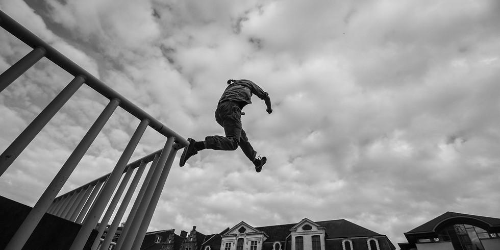 Parkour Kids ( 8 t.e.m. 11) ZATERDAG ( najaar 2020)