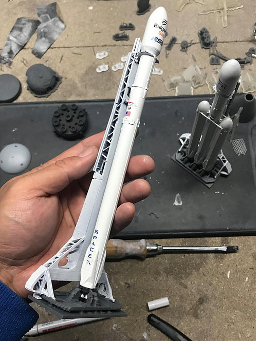 F9 1.2FT 1/288 scale