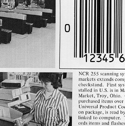 Bars and Stripes Forever: How Bar Codes Changed Supply Chains