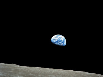 Earthrise: Apollo 8's Surprise Gift