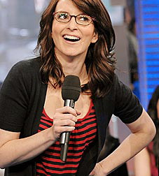 Chic Geek of the Week: Tina Fey
