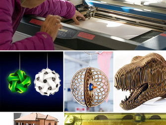Beyond Branding: How Laser Cutters are Enhancing and Exciting a Generation of Makers