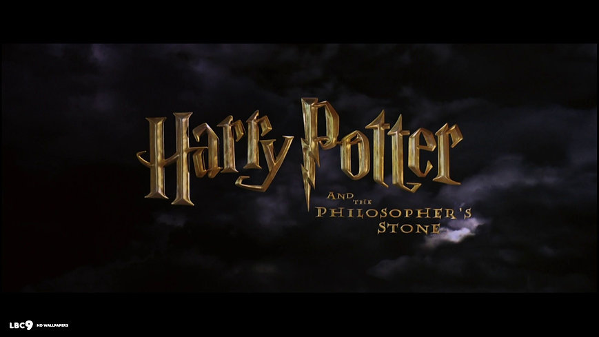 Harry Potter And The Philosophers Stone.