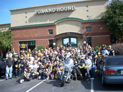 Steelers Club Members