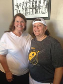 Deana Kilber & Stacy Knudsen, VA Beach