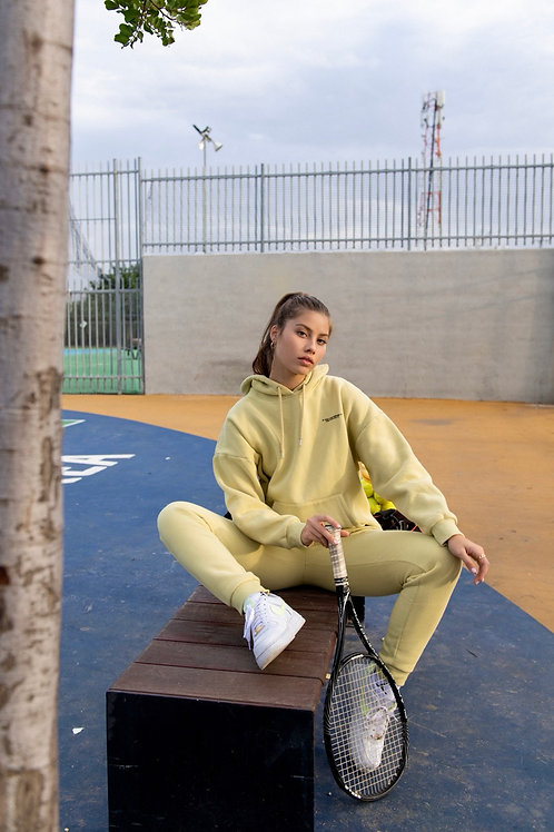 Ma Chérie - Pants (Yellow)