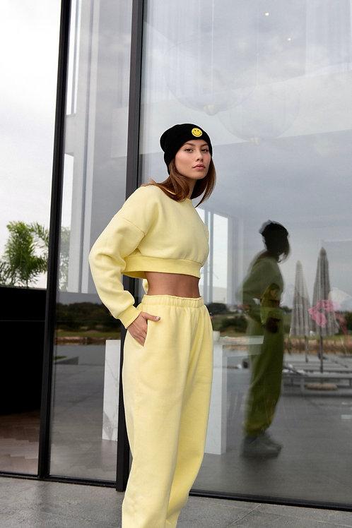 Alegria - Sweatshirts (Yellow)