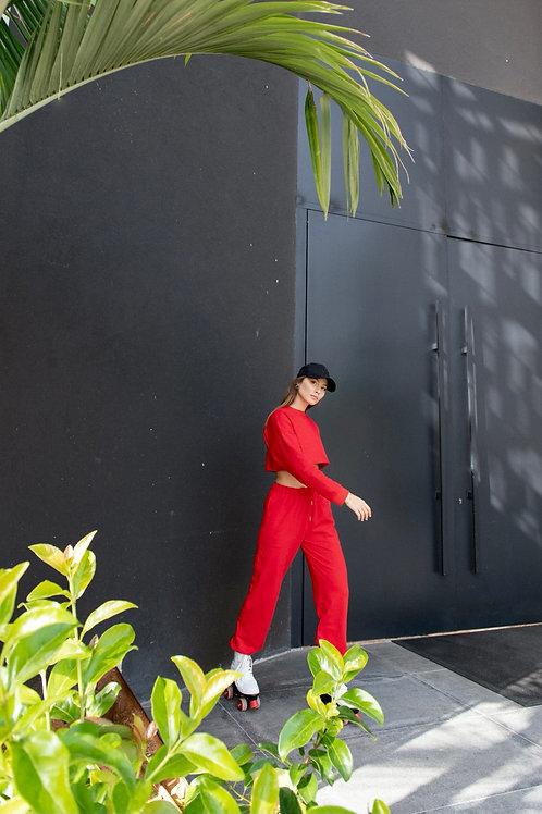 Soul - Pants (Red)