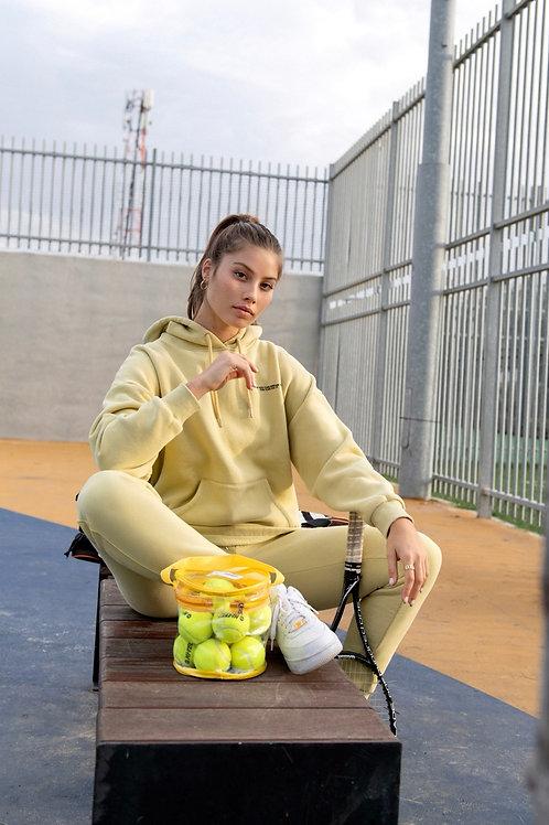 Ma Chérie - Sweatshirts (Yellow)