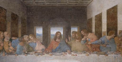 Il Cenacolo di Leonardo Da Vinci, spiegato da Ovovideo