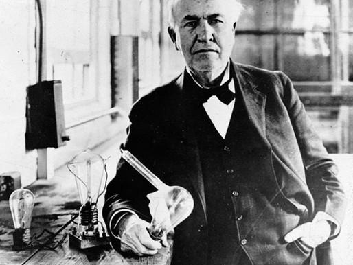 Thomas Edison su Ovovideo
