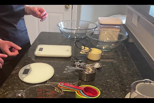 Baking Essentials for a French Pastry Chef