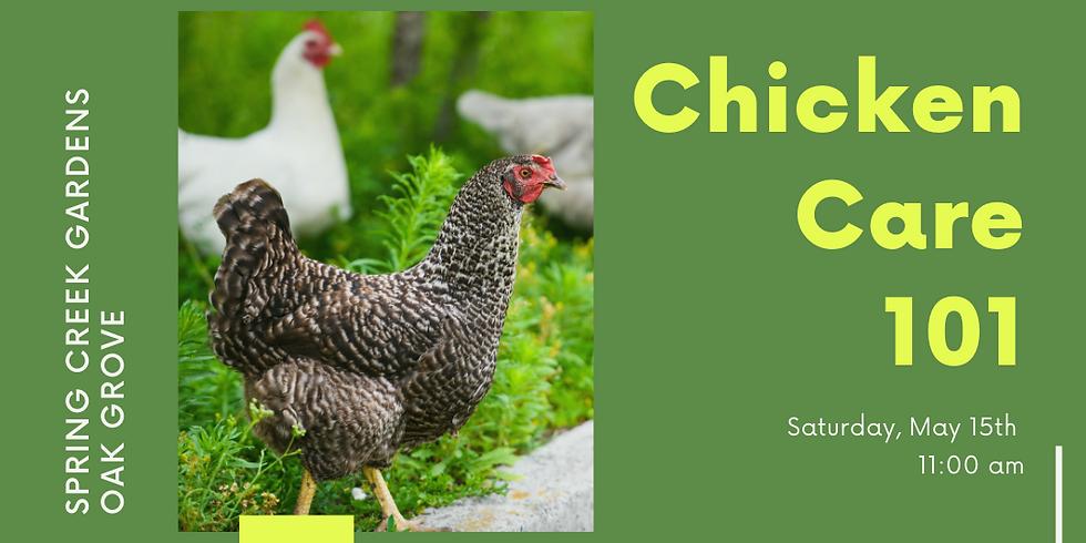 Chicken Care 101