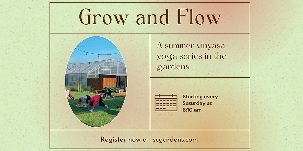 Grow and Flow Yoga