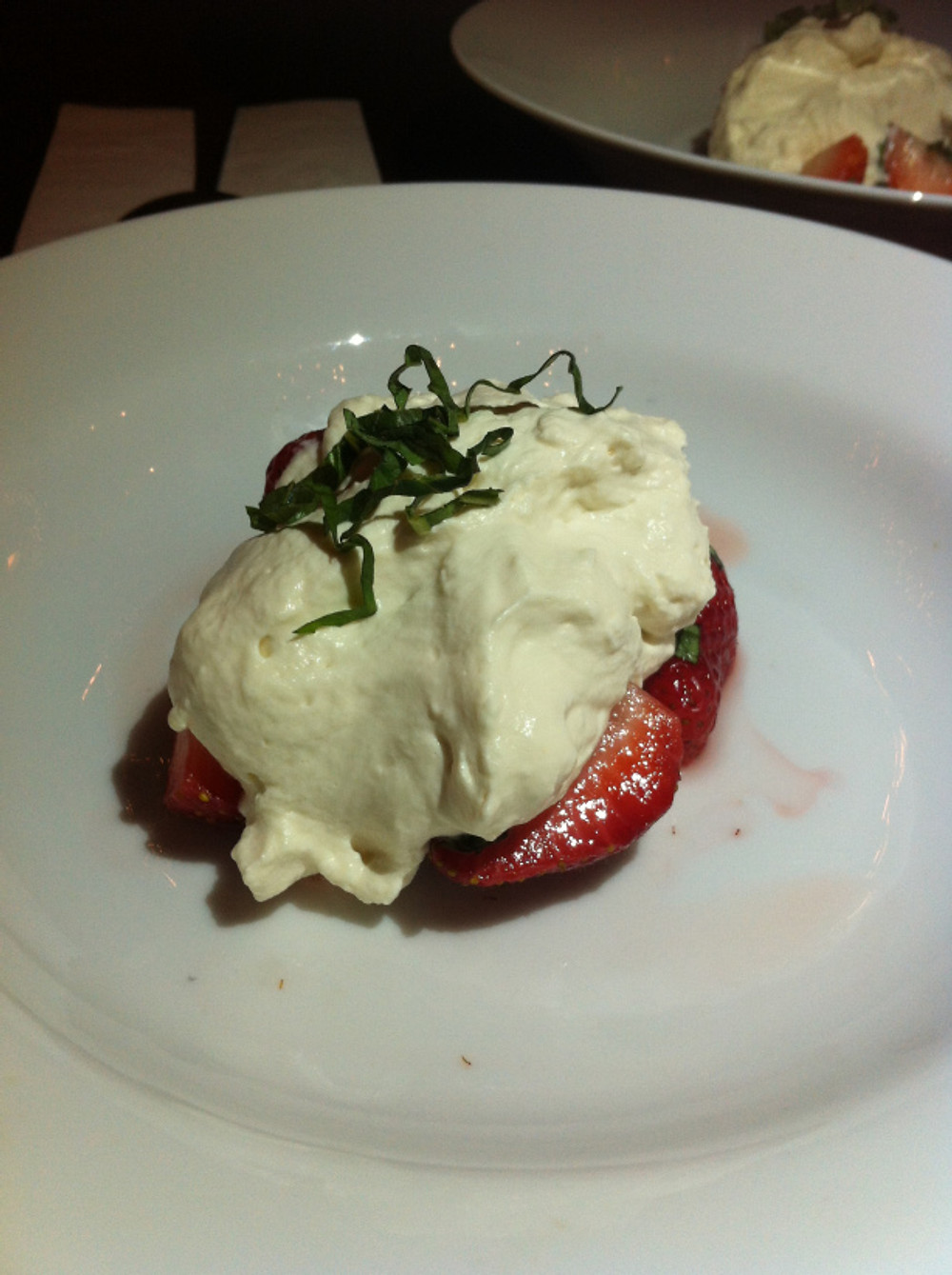Pourhouse Marinated Strawberries
