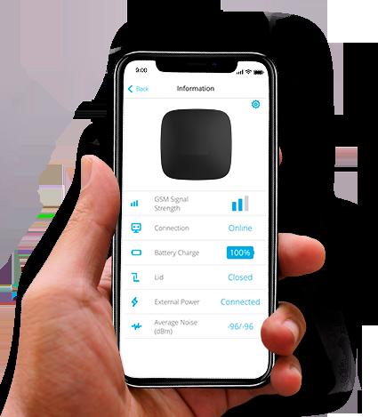 Amigo Shield mobile app