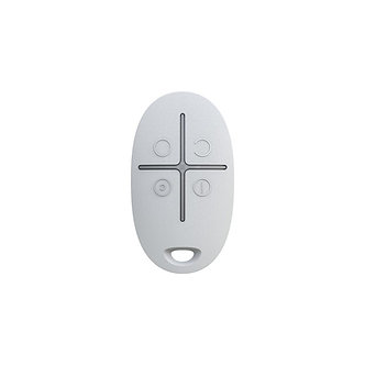 wireless key fob with panic button